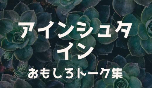 【お笑い】アインシュタイン稲田・河井の面白いボケ、ツッコミ、トークまとめ20選